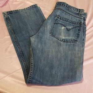 Other - SILVER TAB BOOT CUT JEANS